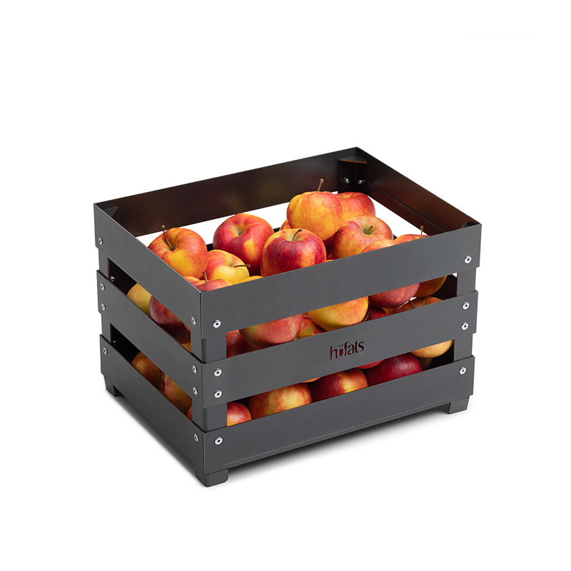 CRATE Fire Basket